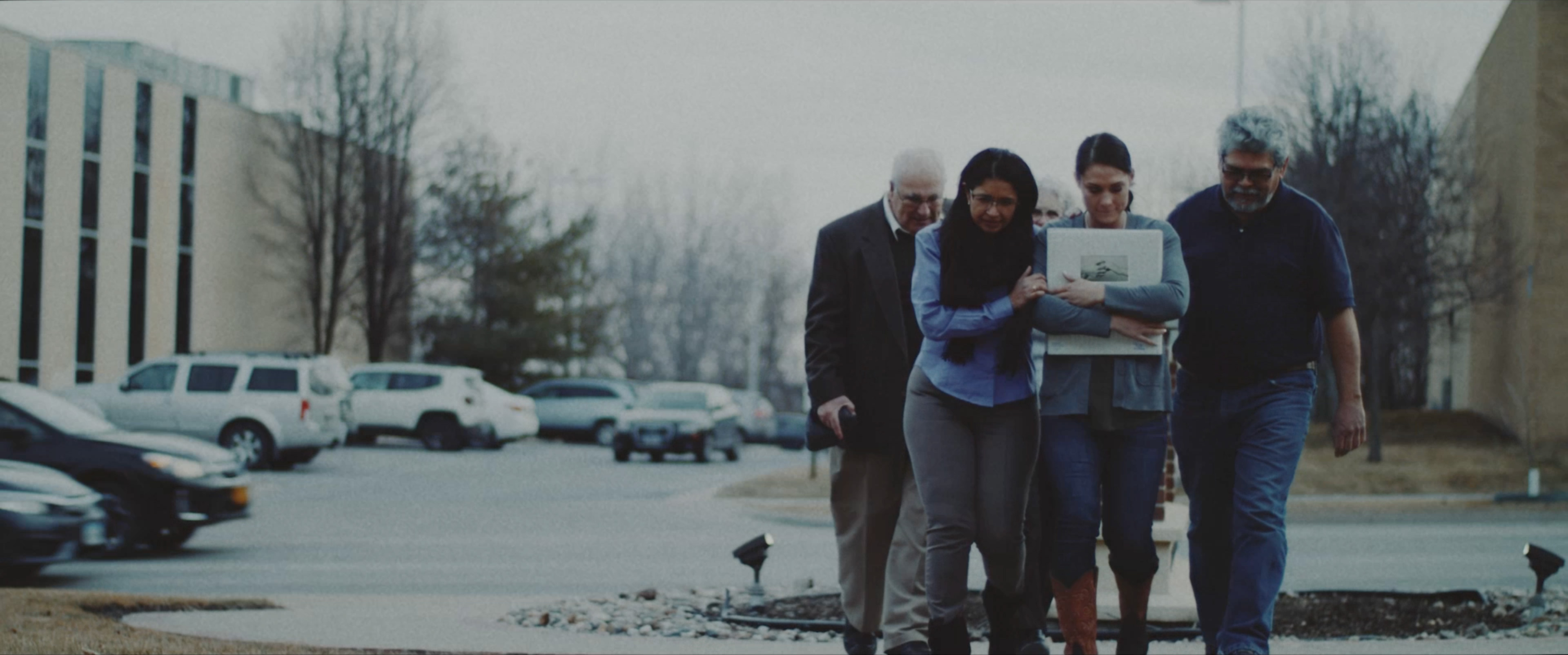 New Ad Depicts Grieving Widow Turned Away by Funeral Home Because She's a Lesbian
