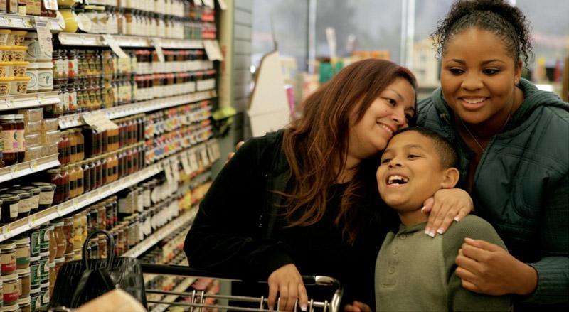 If a LGBT parent gets a partner will an adoption change?